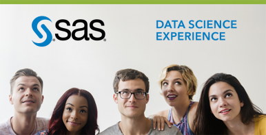 Virtual SAS Data Science Experience